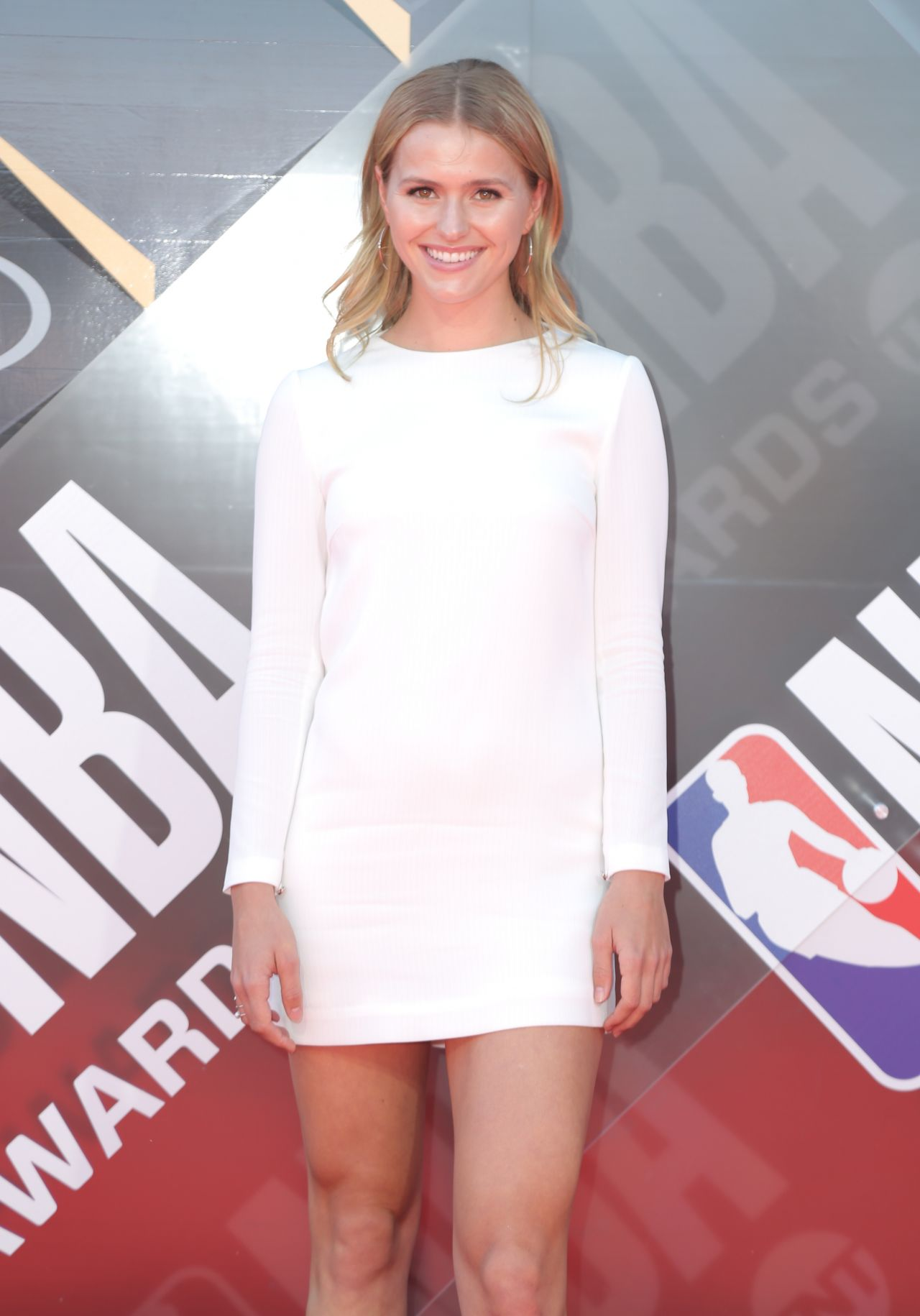 Mallory Edens 2018 Nba Awards In Santa Monica