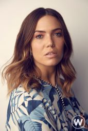 Mandy Moore - Photoshoot for The Wrap 2018