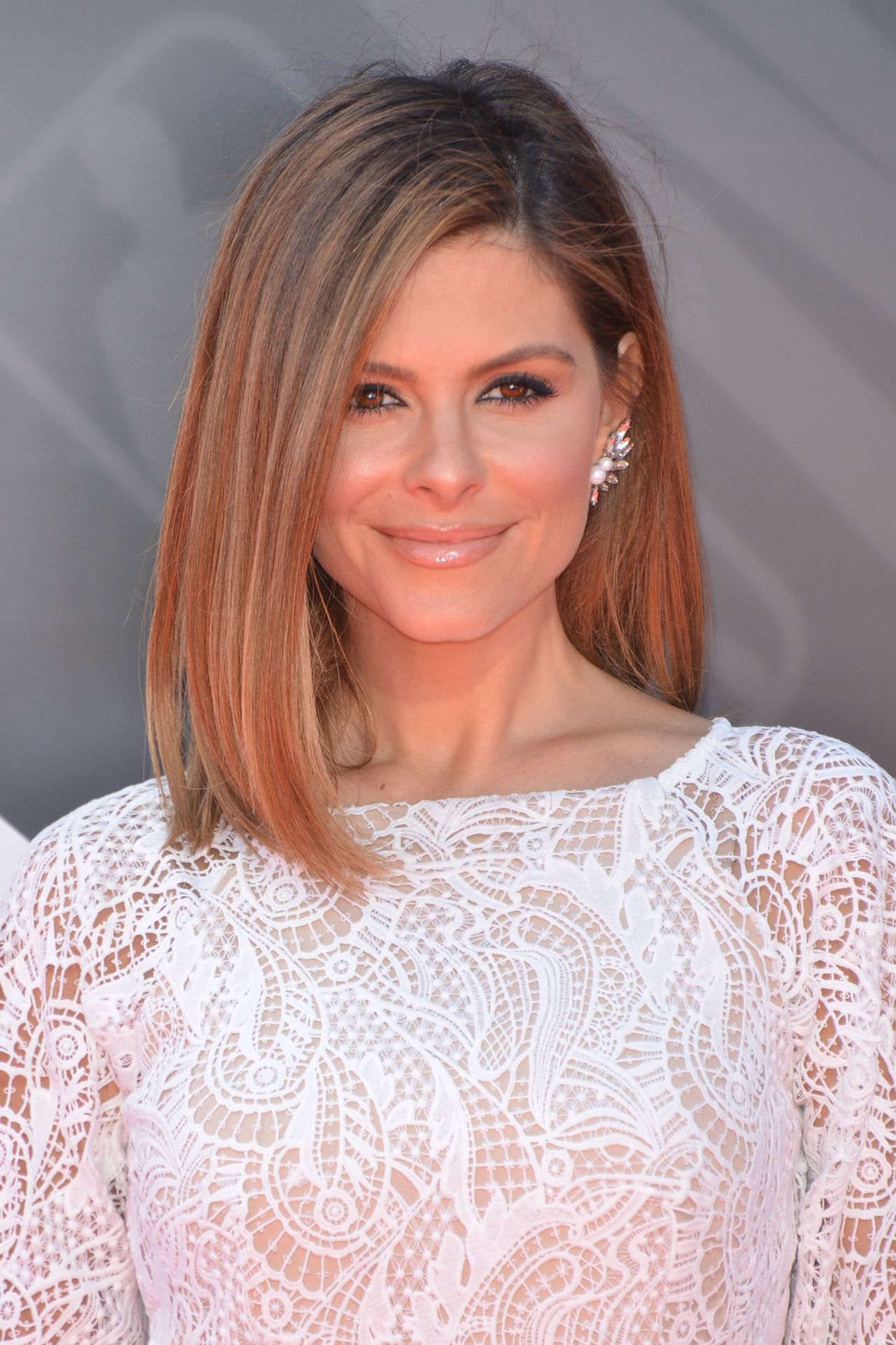 Maria Menounos 2018 Nba Awards In Santa Monica