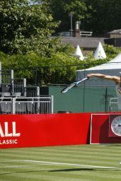 Maria Sharapova - Aspall Tennis Classic Match in London 06/26/2018
