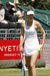 Maria Sharapova – Aspall Tennis Classic Match in London 06/27/2018