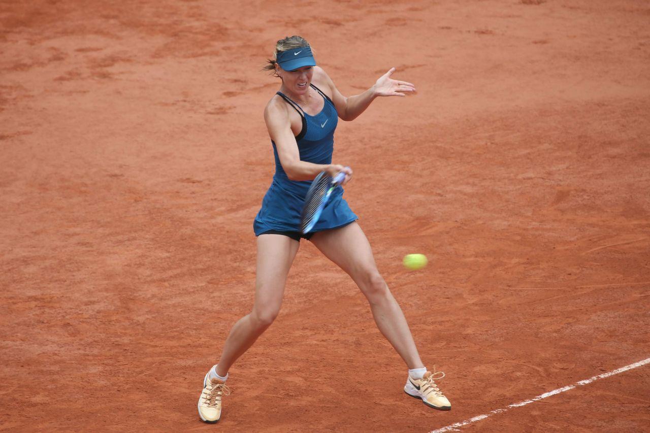 Tennis In Paris