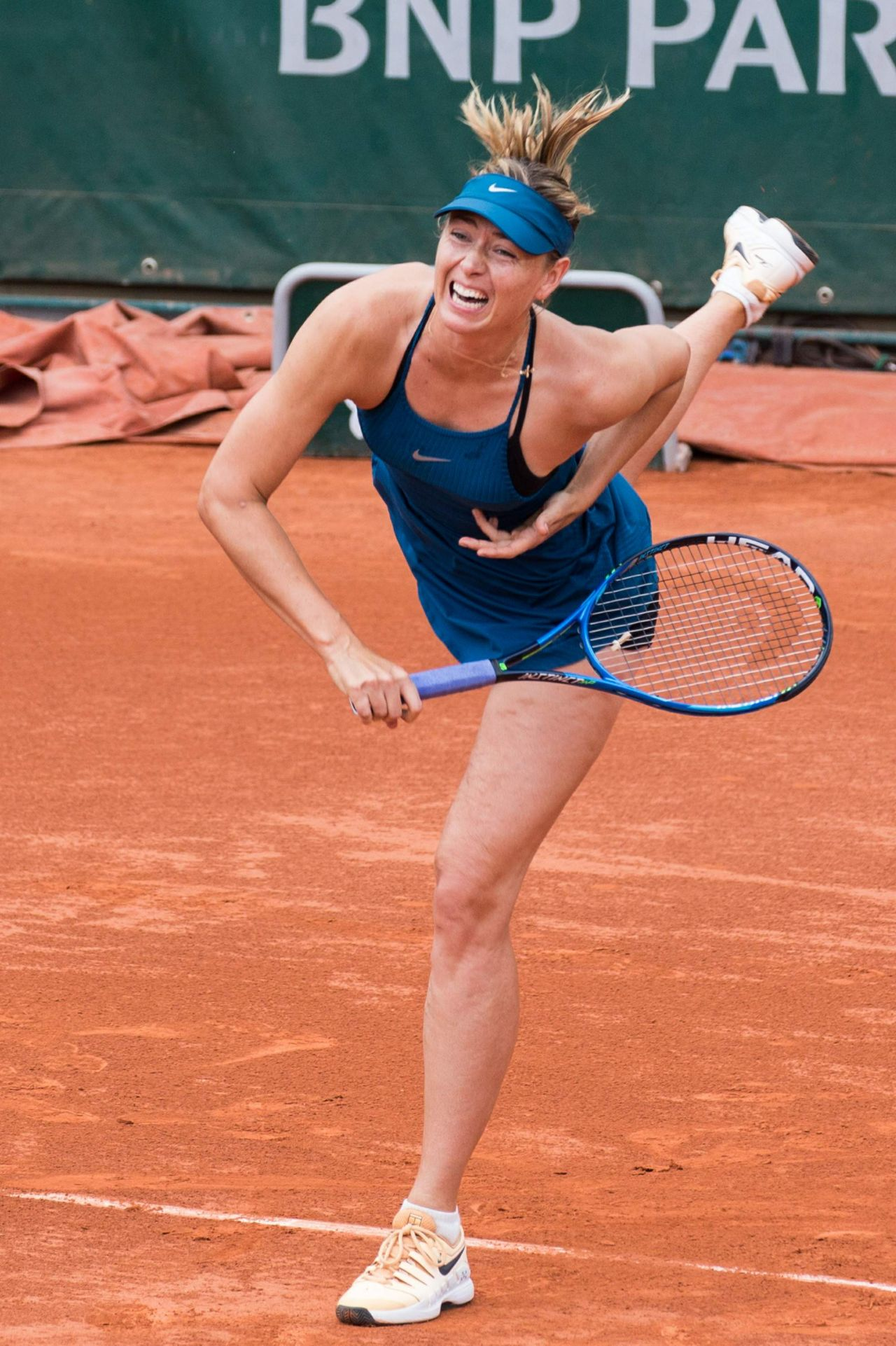 Maria Sharapova – French Open Tennis Tournament in Paris ...