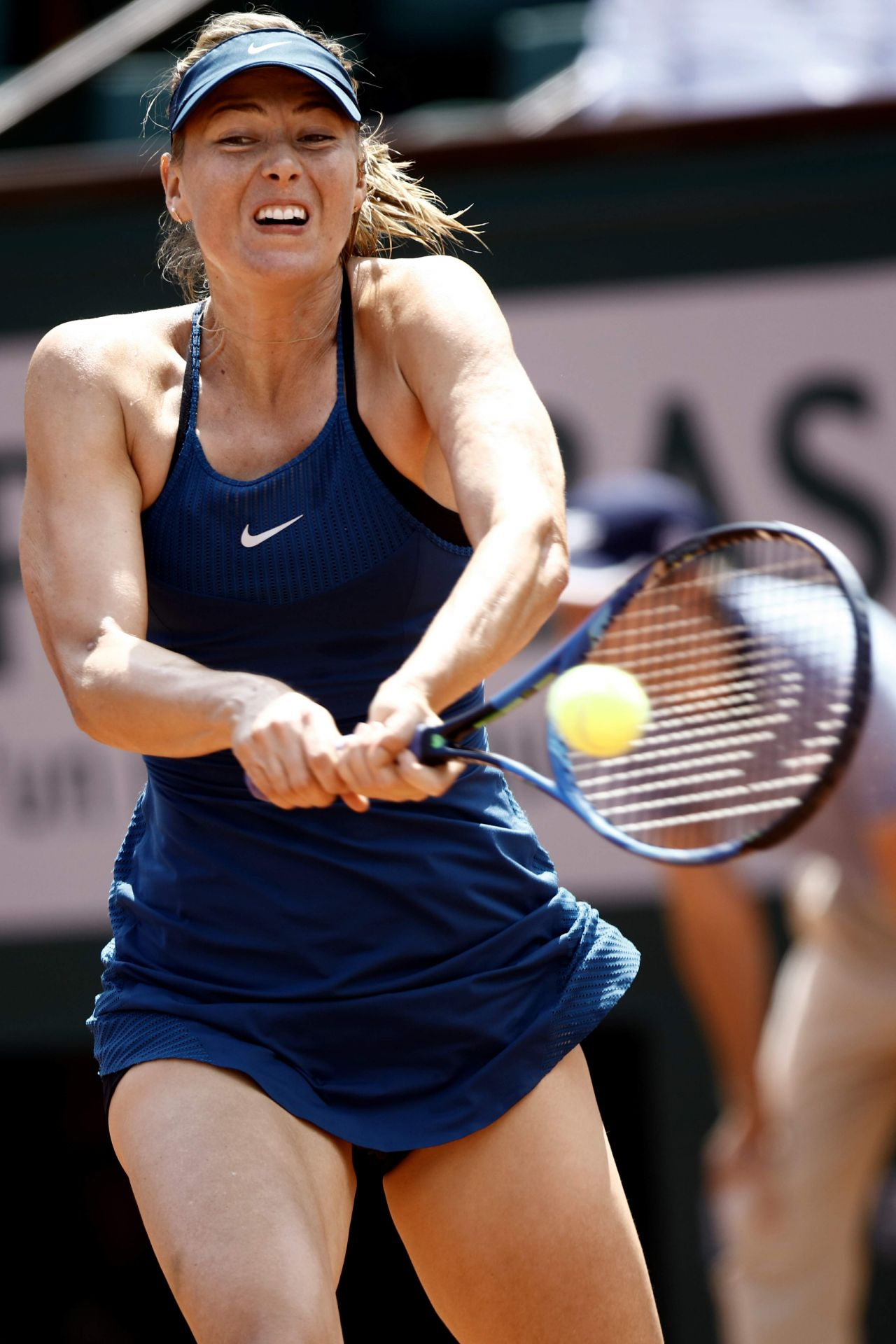 Maria Sharapova – French Open Tennis Tournament in Paris 06/02/2018