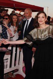 Marion Cotillard - 31st Cabourg Film Festival Closing Ceremony 06/17/2018