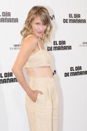 "Marta Larralde – ""El Dia de Manana"" Premiere in Madrid"