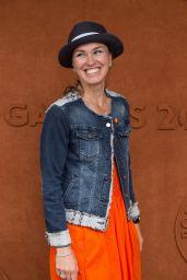 Martina Hingis – RG Village at Roland Garros in Paris 06/06/2018