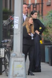 Mary-Kate Olsen and Olivier Sarkozy - Out in NYC 06/11/2018