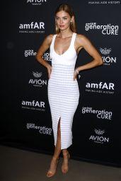 Megan Williams – amfAR GenCure Solstice 2018 in NYC