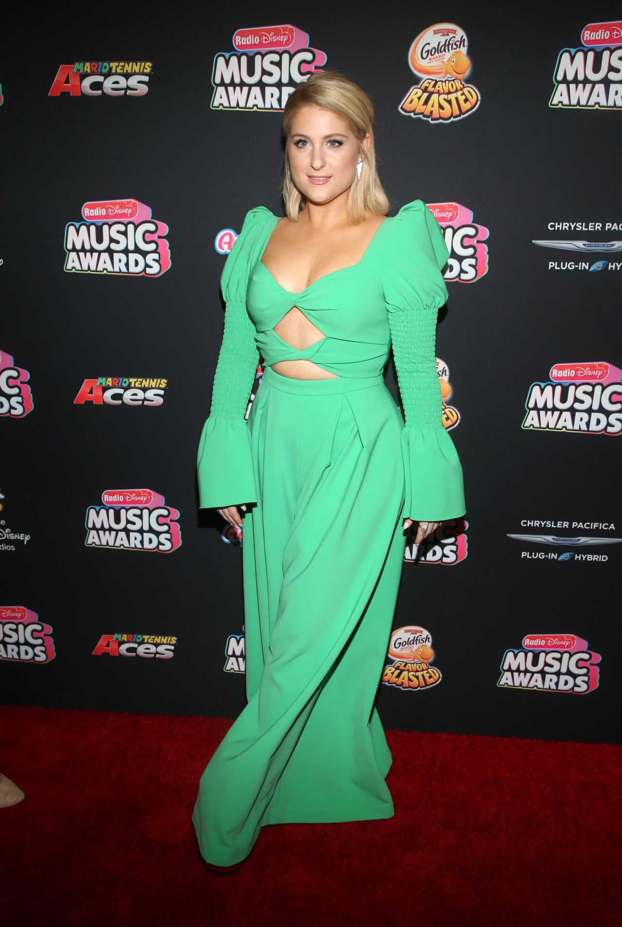 Meghan Trainor 2018 Radio Disney Music Awards In La