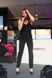 Melanie Chisholm - Performing in Brescia 06/16/2018
