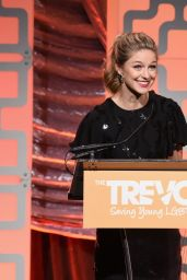 Melissa Benoist - The Trevor Project TrevorLIVE NYC in NYC 06/11/2018