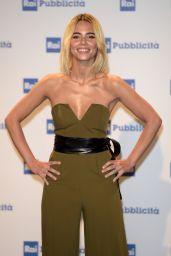 Melissa Greta Marchetto – Presentation Palinsesti Rai in Milan 06/27/2018