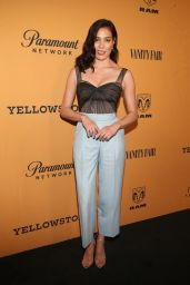 "Michaela Conlin – ""Yellowstone"" TV Show Premiere in LA"
