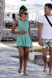 Michelle Keegan - Out in Majorca 06/19/2018