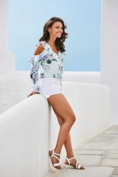 Michelle Keegan - Very.co.uk High Summer Collection June 2018