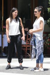 Mila Kunis at La Scala in Beverly Hills 06/12/2018