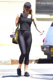 Miley Cyrus - Heading to the Gym in NYC 06/26/2018