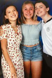 Millie Bobby Brown - Social Media 06/25/2018