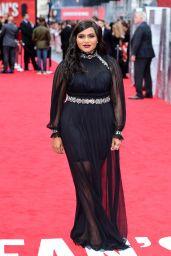 """Mindy Kaling – """"Ocean's 8"""" Premiere in London"""