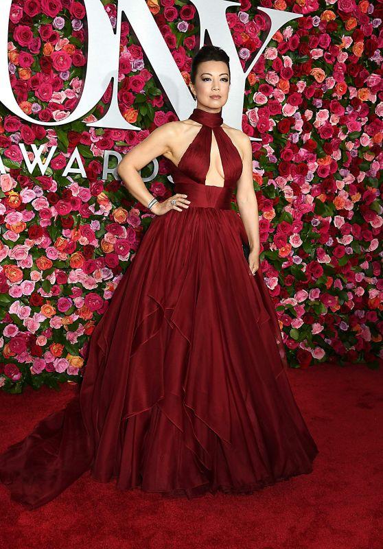 Ming-Na Wen – 2018 Tony Awards in NYC