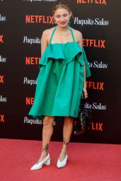 "Miranda Makaroff – ""Paquita Salas"" Premiere in Madrid 06/28/2018"