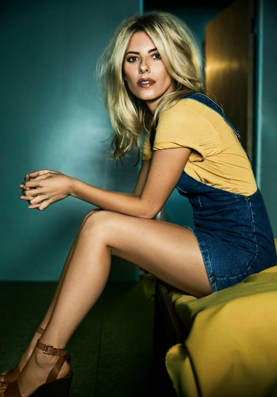 Mollie King - Photoshoot June 2018