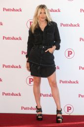 Mollie King - Puttshack Launch Party in London 06/20/2018