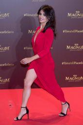 """Monica Cruz - """"Magnum"""" Campaign Launch in Madrid 06/13/2018"""