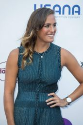 Monica Puig – WTA Tennis on The Thames Evening Reception in London 06/28/2018