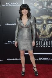 "Moniqua Plante – ""Sicario: Day Of The Soldado"" Premiere in LA"