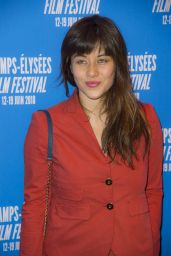 Mylene Jampanoi – 2018 Champs-Élysées Film Festival Closing Ceremony in Paris