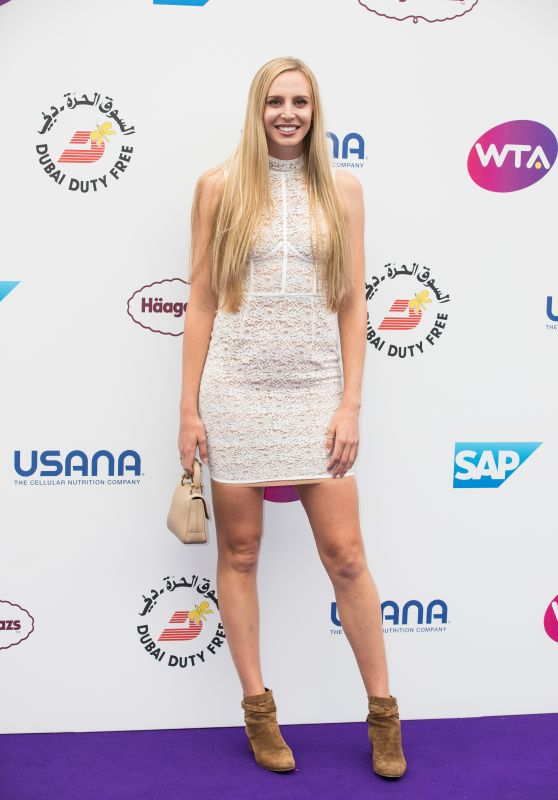 Naomi Broady - WTA Tennis on The Thames Evening Reception in London 06/28/2018