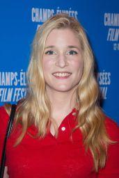 Natacha Régnier – 2018 Champs-Élysées Film Festival Closing Ceremony in Paris