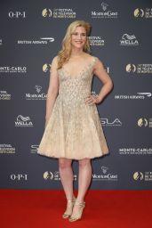 Natacha Régnier – 2018 Monte Carlo TV Festival Opening Ceremony