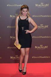 """Natalia Rodriguez – """"Magnum"""" Campaign Launch in Madrid 06/13/2018"""