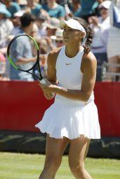 Natalia Vikhlyantseva – Aspall Tennis Classic Match in London 06/27/2018