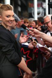 """Natalie Dormer - """"In Darkness"""" Premiere at EIFF in Edinburgh"""