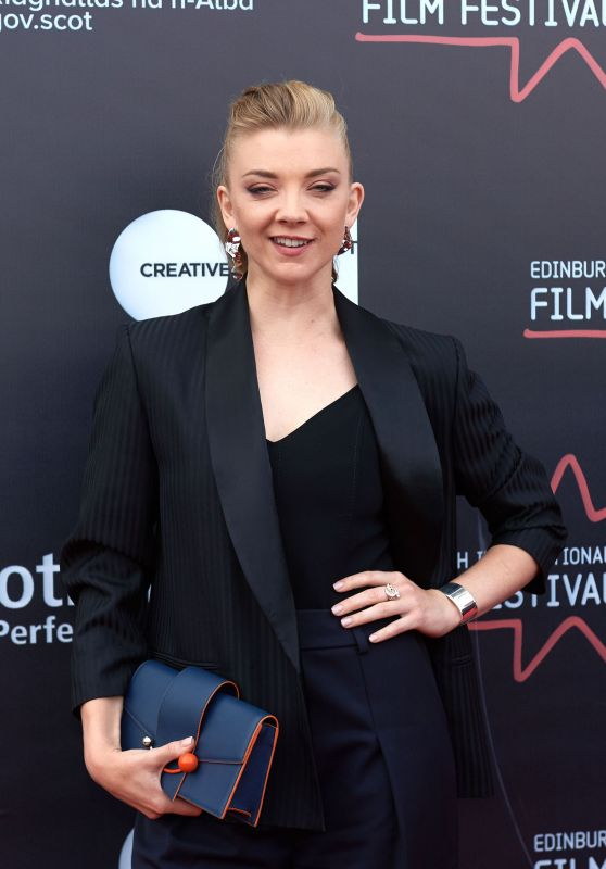 "Natalie Dormer - ""In Darkness"" Premiere at EIFF in Edinburgh"