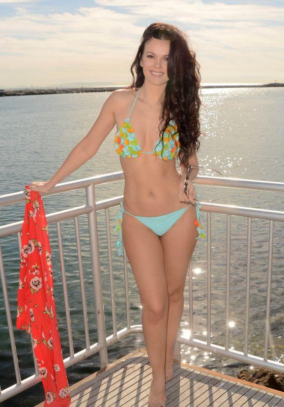 Natasha Blasick in Bikini - Marina Del Rey 06/19/2018