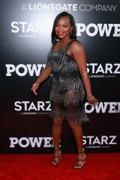 "Naturi Naughton - ""Power"" TV Show Premiere in NY"
