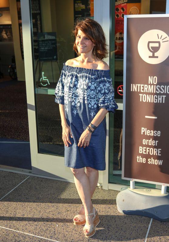"Nia Vardalos – ""The Humans"" Play Opening Night in LA"