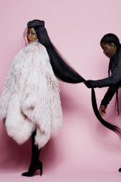 Nicki Minaj - Elle US  July 2018