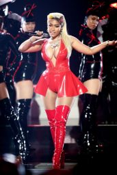 Nicki Minaj - Performs at 2018 BET Awards in LA