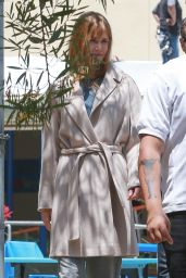 Nicole Kidman on a Film Set on her 51st Birthday in Santa Monica 06/20/2018