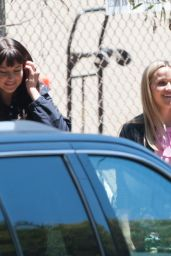 """Nicole Kidman, Reese Witherspoon and Shailene Woodley - """"Big Little Lies"""" Set in Los Angeles 06/18/2018"""