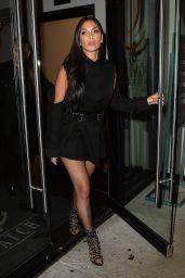 Nicole Scherzinger - Catch LA Restaurant in West Hollywood 06/06/2018