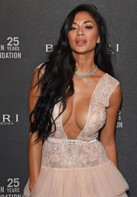 Nicole Scherzinger - Elton John's AIDS Foundation's Ball in Windsor 06/27/2018