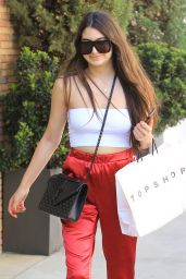 Nicolette Gray - Shopping in Beverly Hills 06/27/2018