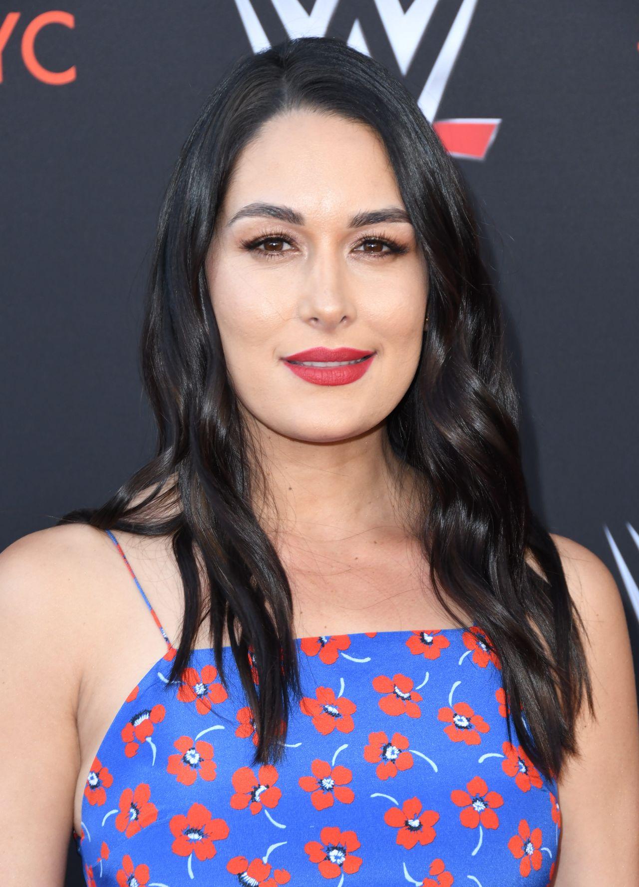 Nikki Bella – WWE's First-Ever Emmy FYC Event in North ...